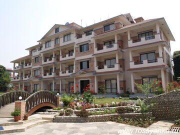 Непал, Покхара, отель 11