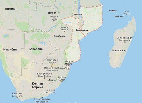 Васко Мозамбик