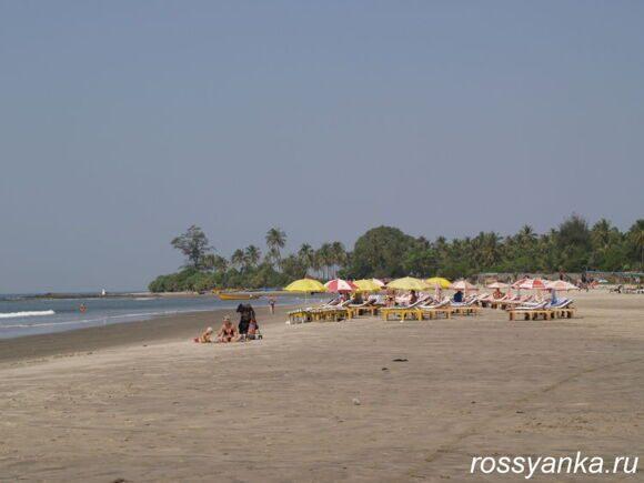 Пляж Морджим 16