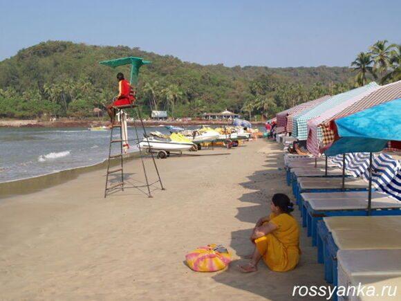 Пляж Бага 3