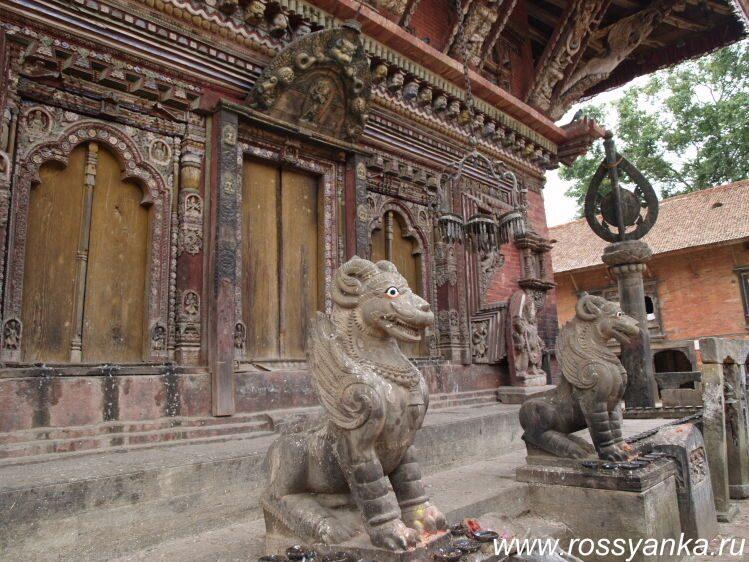 Непал, Чангунараян 2