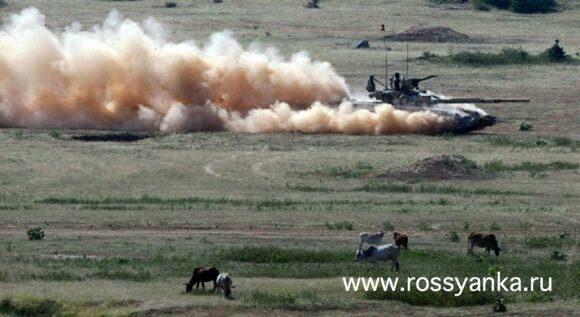 Армия Танкт Т-52 Индия