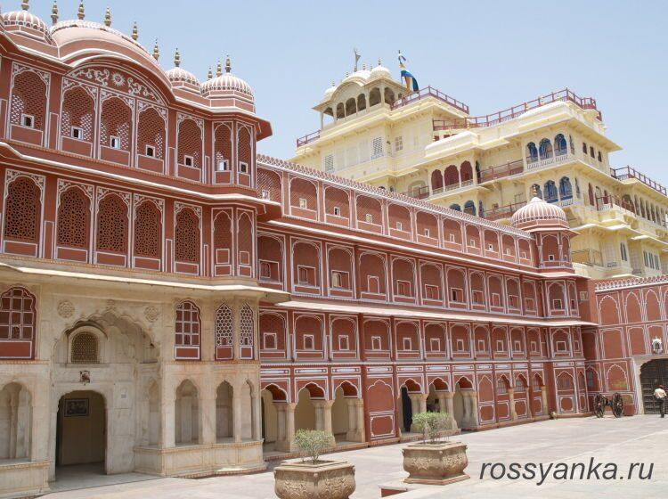 Джайпур дворец