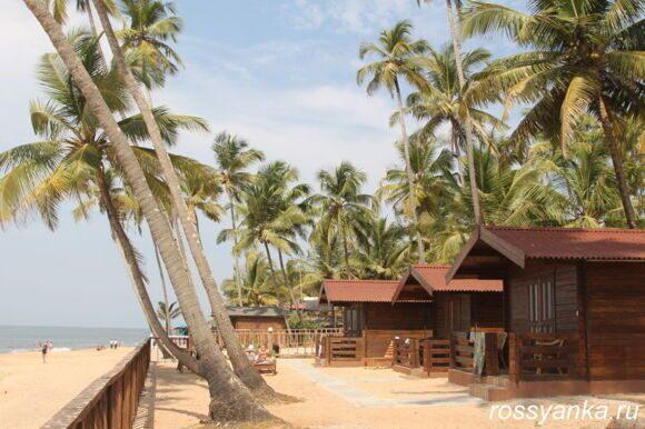 Пляж Анжуна, Гоа 1