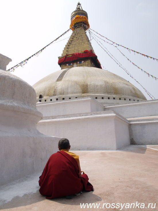 Непал, Боднатх
