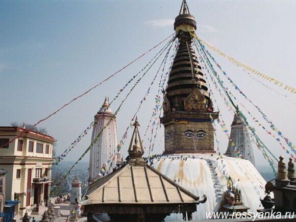 Непал, Сваямбхунат 5