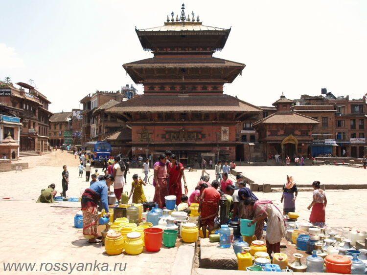 Непал, Бхактапур 21
