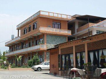 Непал, Покхара, отель 7