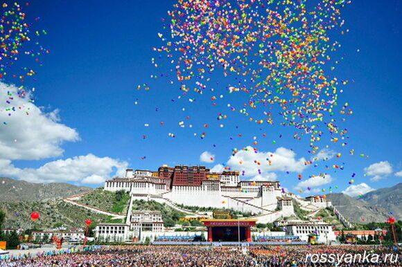 Тибет 1
